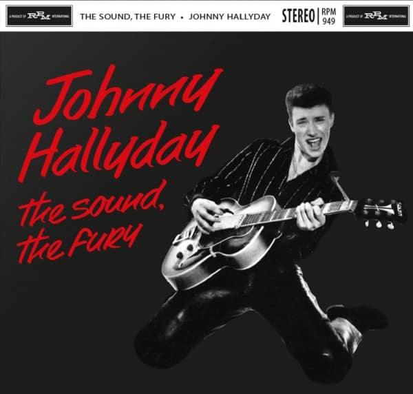 The Sound, The Fury (CD)