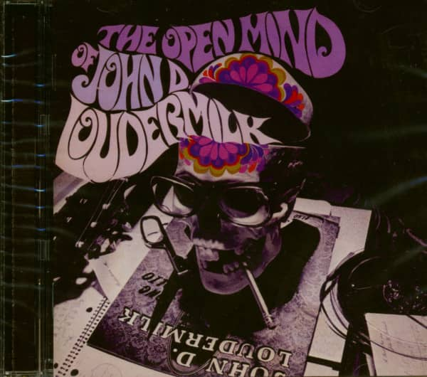 The Open Mind Of John D.Loudermilk (CD)