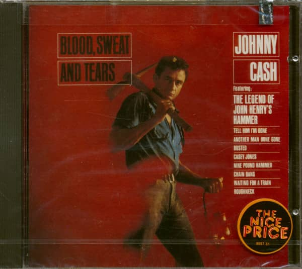 Blood, Sweat And Tears (CD)