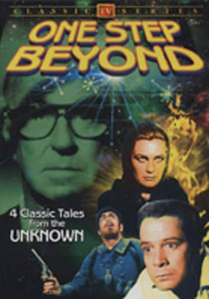 One Step Beyond (1959 - 60) 4 Episodes