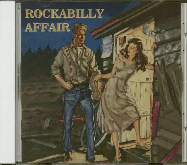 Rockabilly Affair (CD)