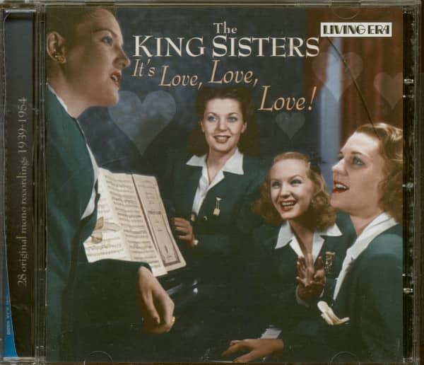 It's Love,Love,Love (CD)