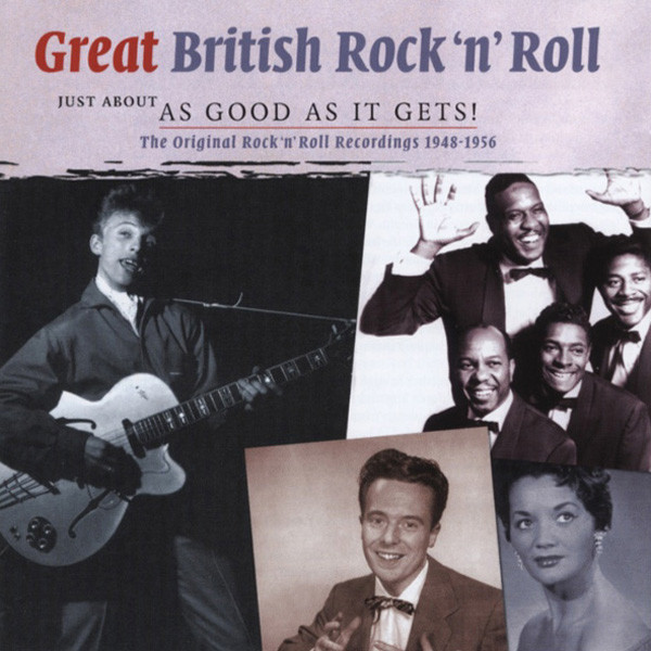 British R&R - As Good As It Gets 2-CD