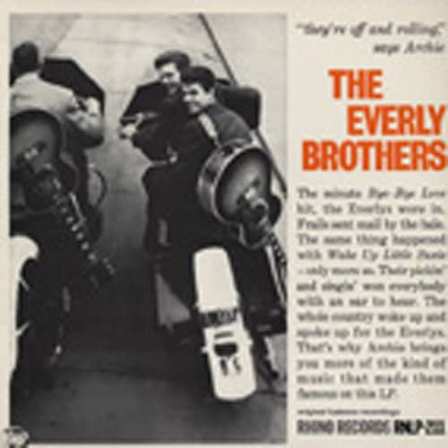 The Everly Brothers (Off And Rollin') (US)