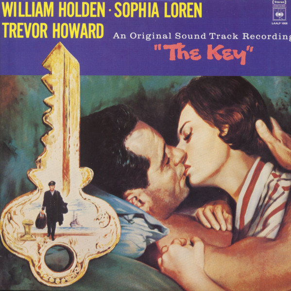 The Key - Soundtrack (LP)