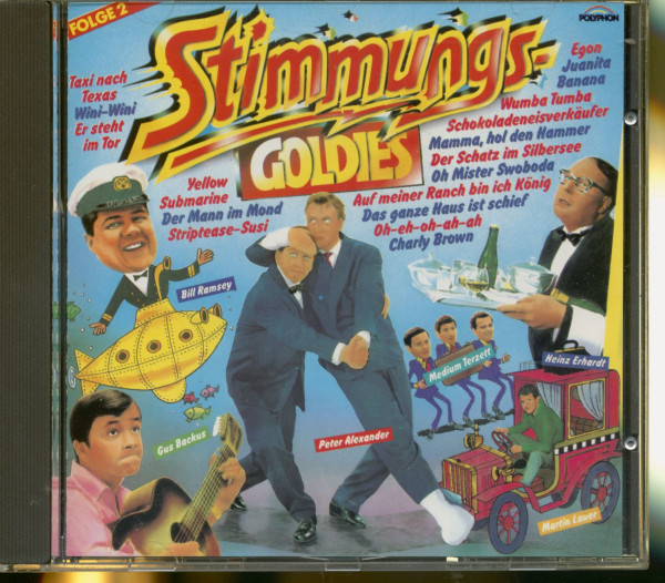 Vol.2, Stimmungs-Goldies