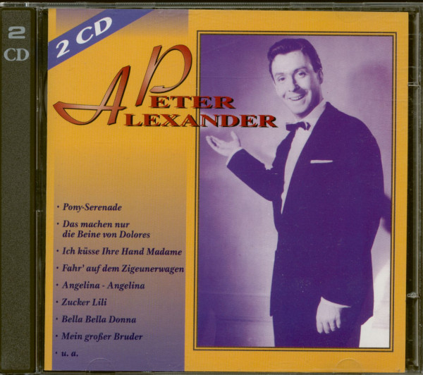 Peter Alexander (2-CD)