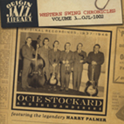 Ocie Stockard & The Wanderers 1937-1946