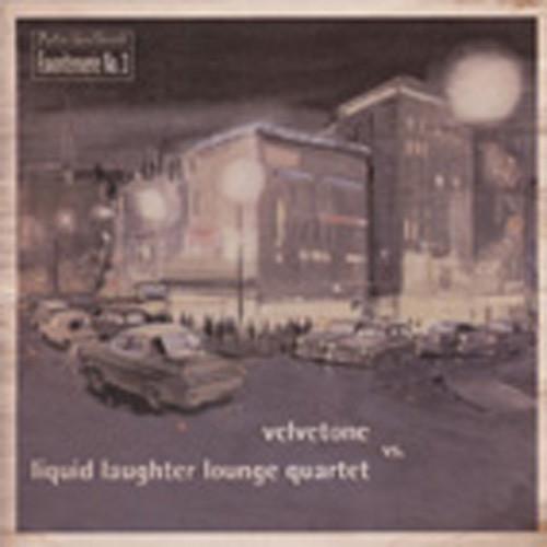 Liquid Laughter Lounge Quartet vs. Velvetone