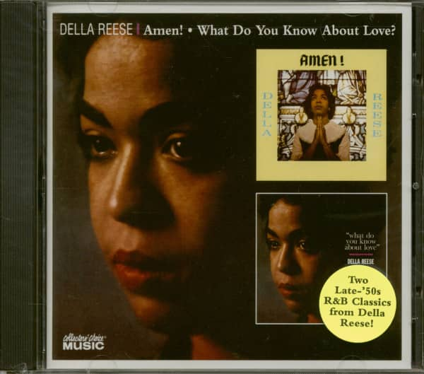 Amen! & What Do You Know About Love (CD)