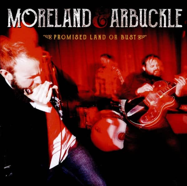 Promise Land or Bust (CD)