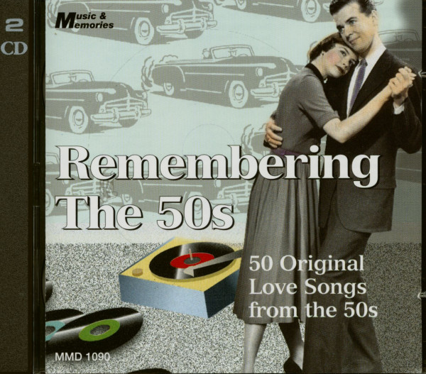 Remembering The 50s (2-CD)