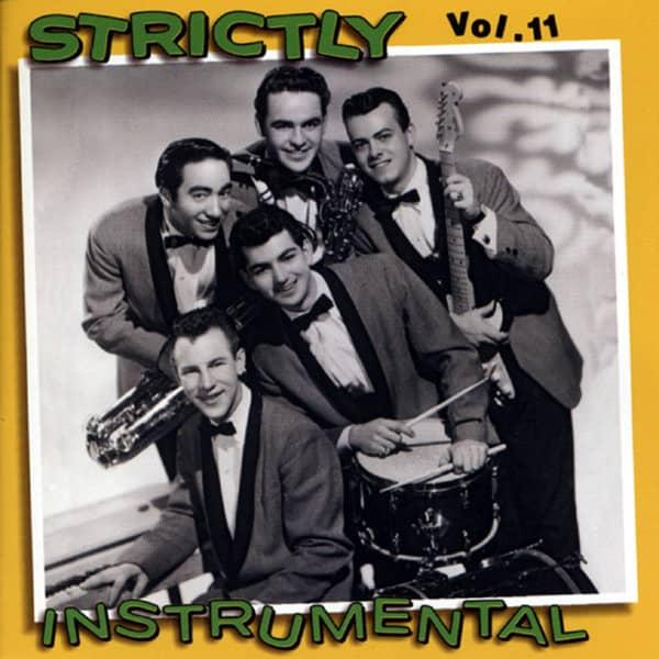 Vol.11, Strictly Instrumental