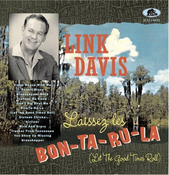 Laissez Les Bon-Ta-Ru-La (Let The Good Times Roll) (LP & CD, 10inch, 45rpm)