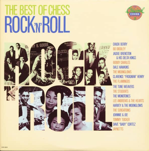 The Best Of Chess Rock'n'Roll (2-LP)