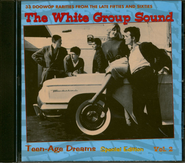 Vol.2, The White Group Sound