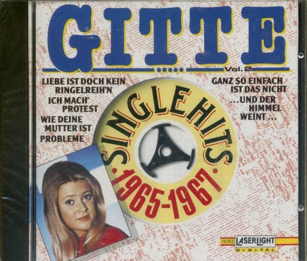 Single Hits 1965-1967 (CD)