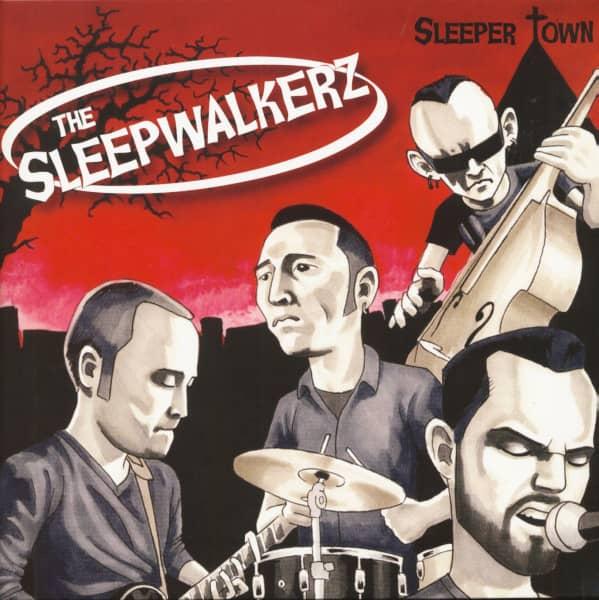 Sleeper Town (LP, Red Vinyl)