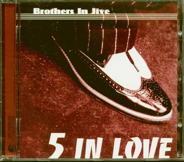 Brothers In Jive (CD)