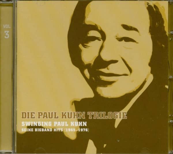 Die Paul Kuhn Trilogie Vol.3 (CD)