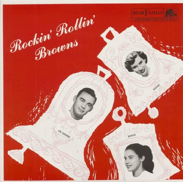 Rockin' Rollin' Browns (Vinyl)