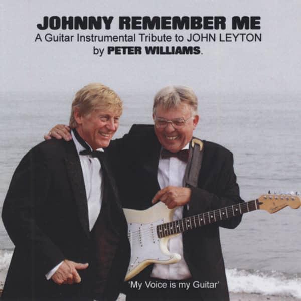 Johnny Remember Me - John Leyton Tribute