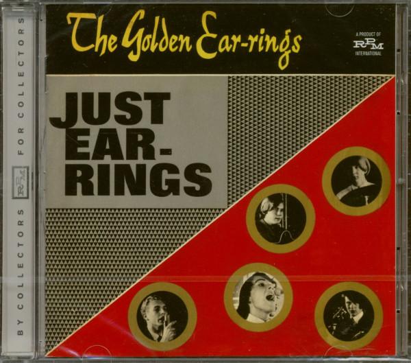 Just Earrings (CD)