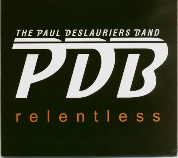 Relentless (CD)
