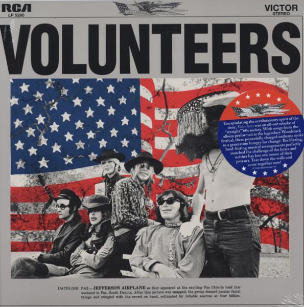 Volunteers (180g Stereo)