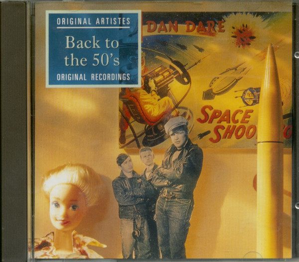 Back To The 50s (CD)