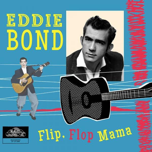 Flip, Flop Mama (LP, 10inch)