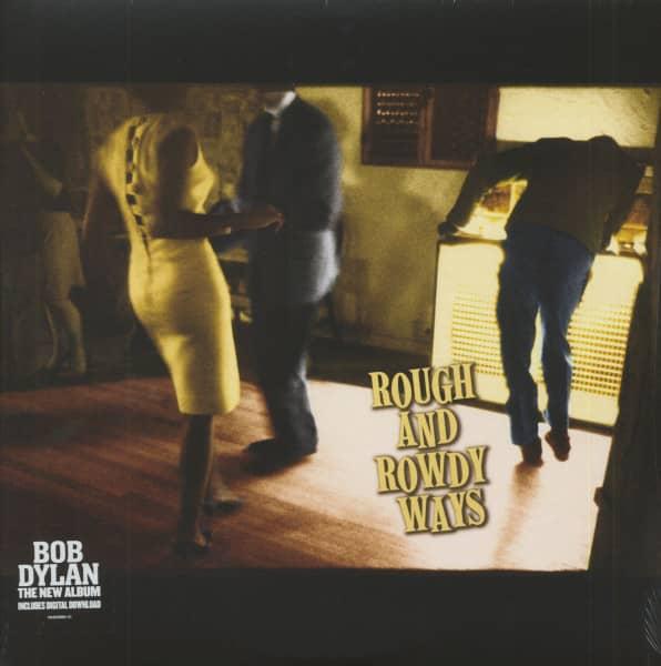 Rough And Rowdy Ways (2-LP, 180g Vinyl & Download)