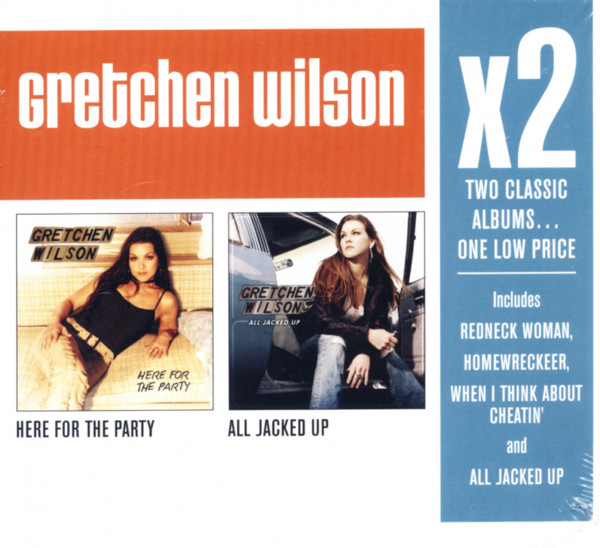 Here For The Party - All Jacked Up (2-CD)