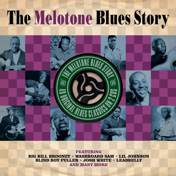 Melotone Blues Story (2-CD)