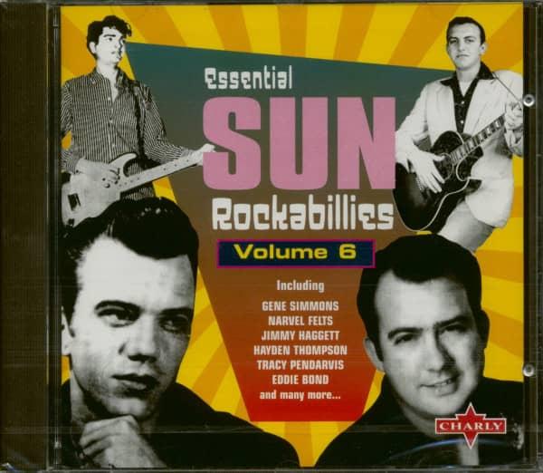 Essential Sun Rockabillies Vol.6