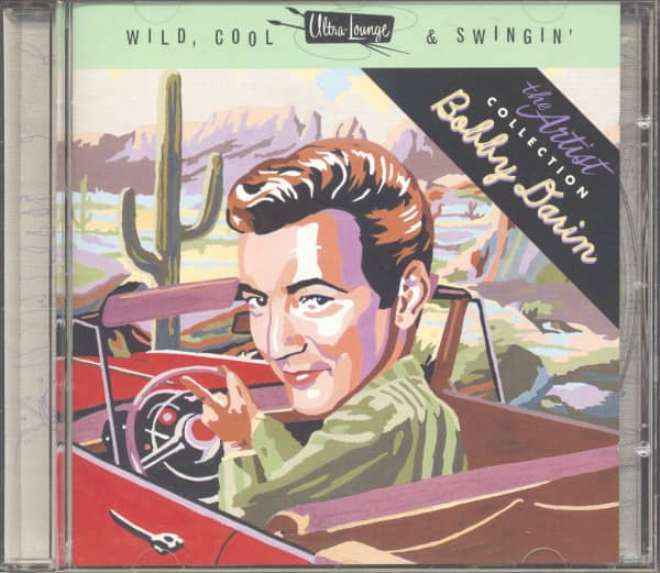 Ultra Lounge - Wild, Cool & Swingin' - Artist Series Vol.2 Bobby Darin (CD)