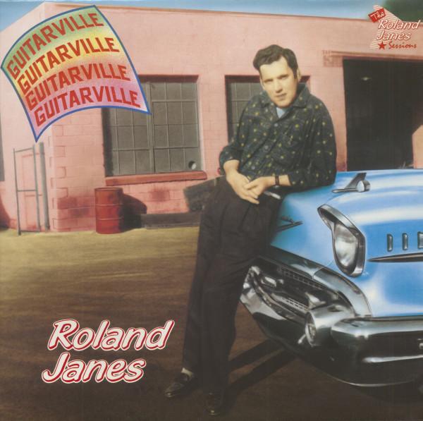 Guitarville (Vinyl)