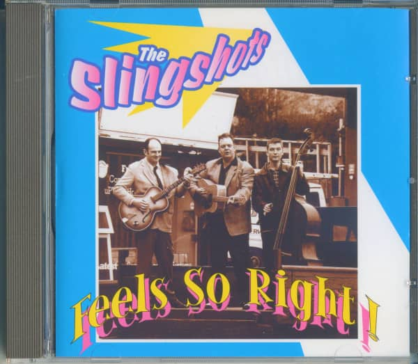 Feels So Right (CD Album)
