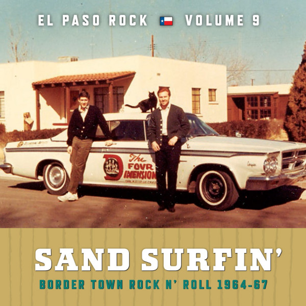 El Paso Rock Vol.9 - Sand Surfin'