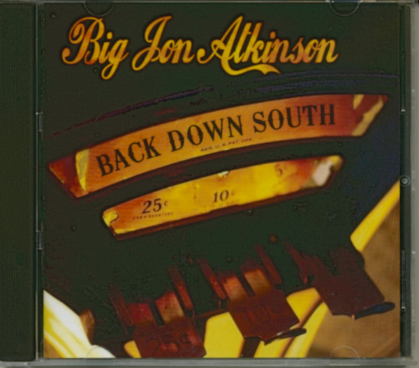 Back Down South (CD)