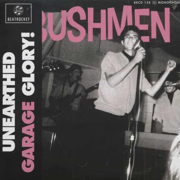 The Bushmen (CD)