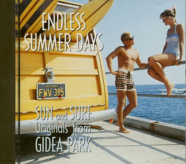 Endless Summer Days (CD)