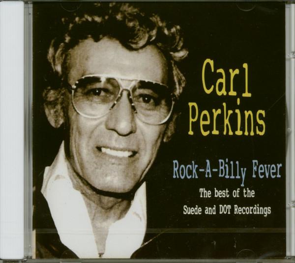 Rock-A-Billy Fever (CD)