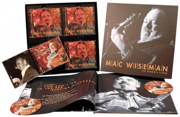 On Susan's Floor (4-CD Deluxe Box Set)