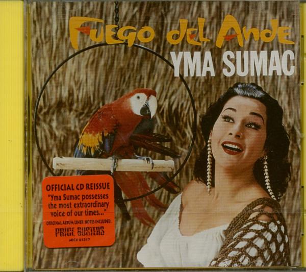 Fuego Del Ande (CD)