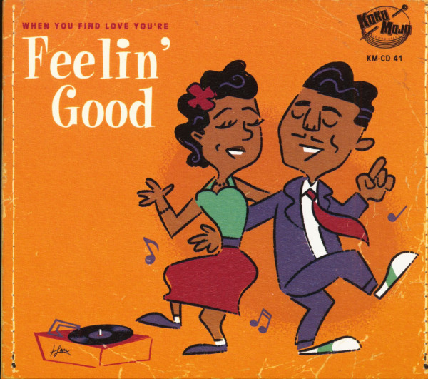 Feelin' Good (CD)