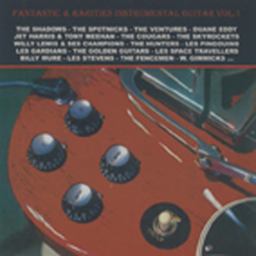 Fantastic & Rarities 50's & 60's Instrumental