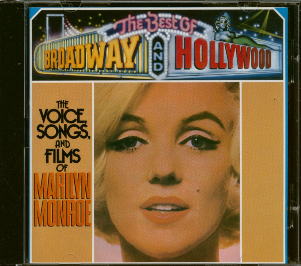 The Songs, Voice And Films Of Marilyn Monroe (CD)