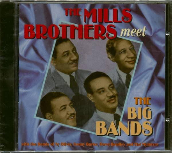 Meet The Big Bands (CD)
