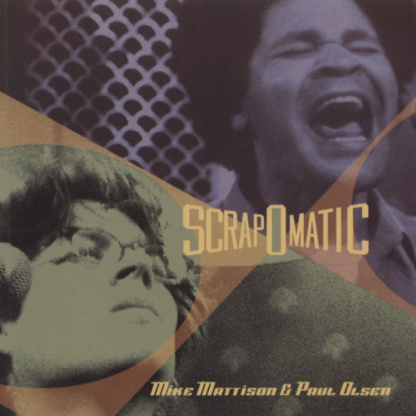 Scrapomatic (CD-DVD)